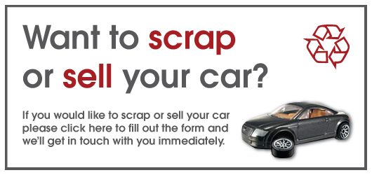 scrap or sell your car